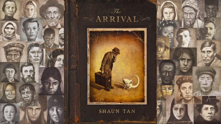 The Arrival recenzia: umelecké vyobrazenie skúsenosti každého imigranta