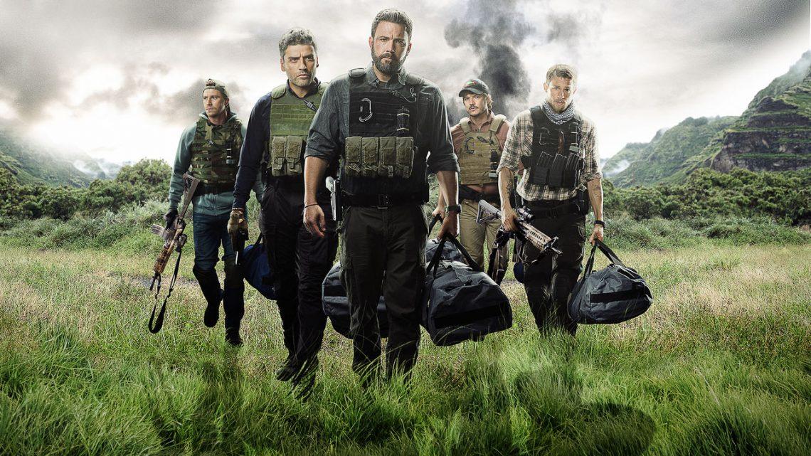 Triple Frontier recenzia: Netflix nám opäť ponúka najmä oddychovú drámu