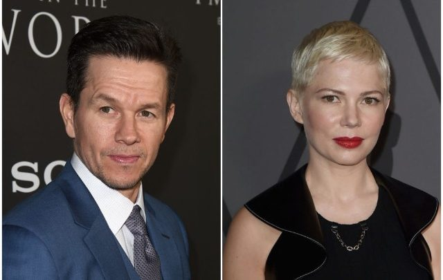 Michelle Williams dostala za dokrútky 1000 dolárov, Mark Wahlberg 1,5 milióna