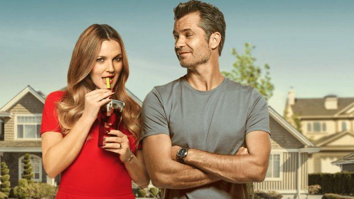 Santa Clarita Diet recenzia: Nemŕtva Drew Barrymore sa vracia v tretej sérii stále podareného zombie sitcomu