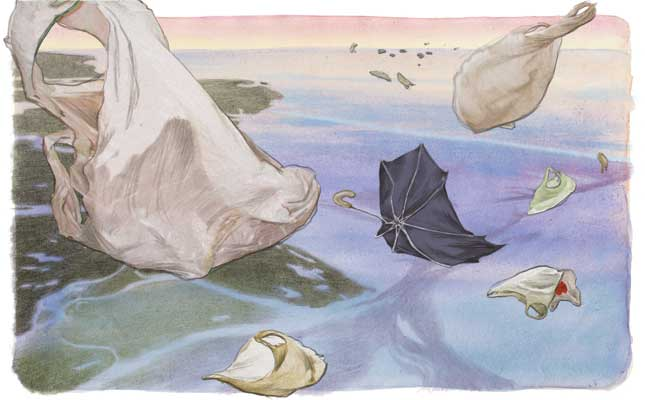 Najlepšie komiksy o environmentalistike, globálnom otepľovaní a prírode