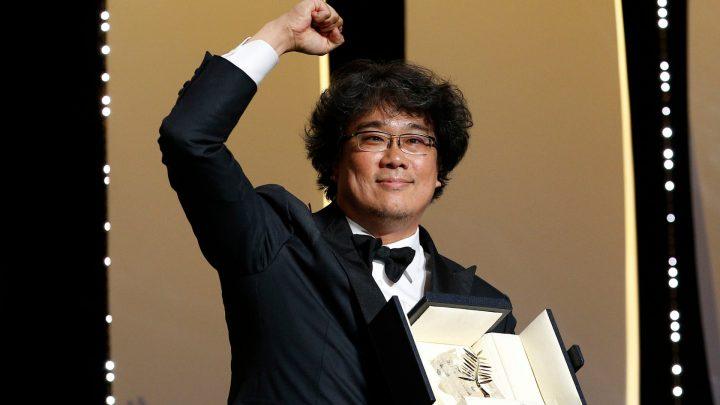 Parasite režiséra Bong Joon-hoa vyhral Palme d´Or