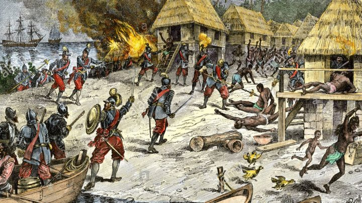 Bartolomé de las Casas: Svedok kresťanského zdevastovania indiánov