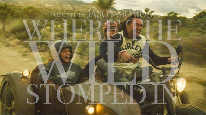 Jason Momoa v krátkom filme o motorkách a rodine