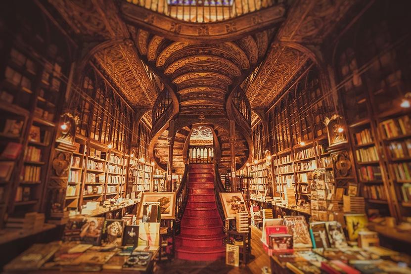Najkrajšie kníhkupectvá v Európe
