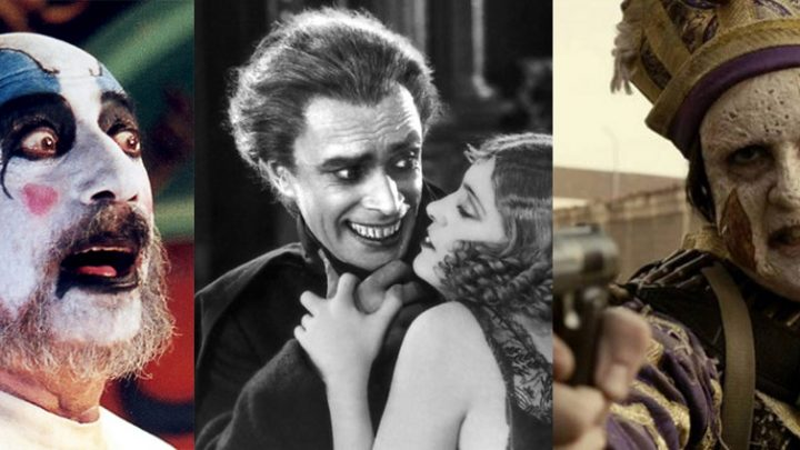 Slávni klauni vo filmoch  okrem Jokera a To