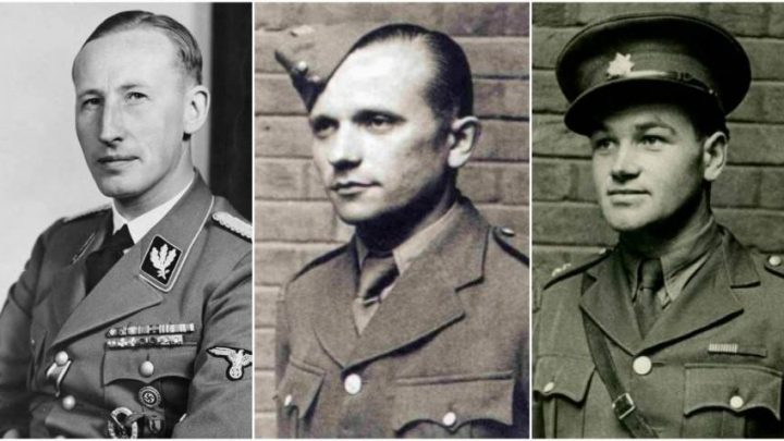 Dva proti Říši recenzia: Beletrizovaný atentát na Heydricha nepustíte z ruky
