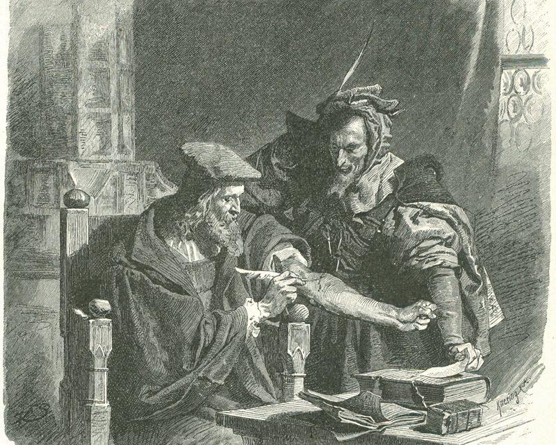 Goetheho Faust ako cesta k poznaniu ľudskej rovnováhy