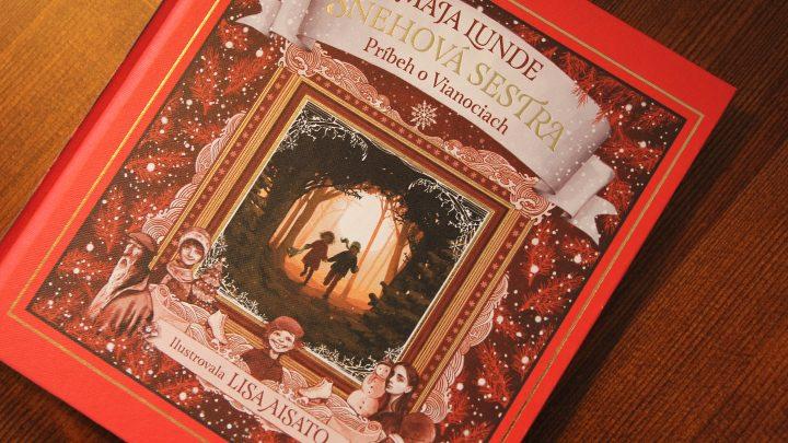 Snehová sestra recenzia: Príbeh o Vianociach mení smútok na radosť