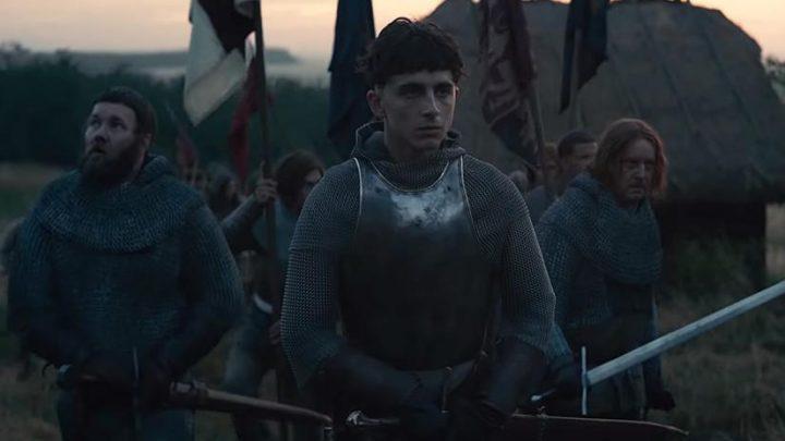 The King recenzia: Stredoveká dráma rinčí brnením a epikou