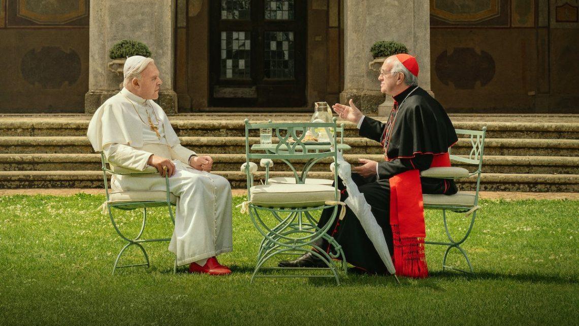 The Two Popes recenzia: Povznášajúci aj inšpiratívny film o dvoch pápežoch