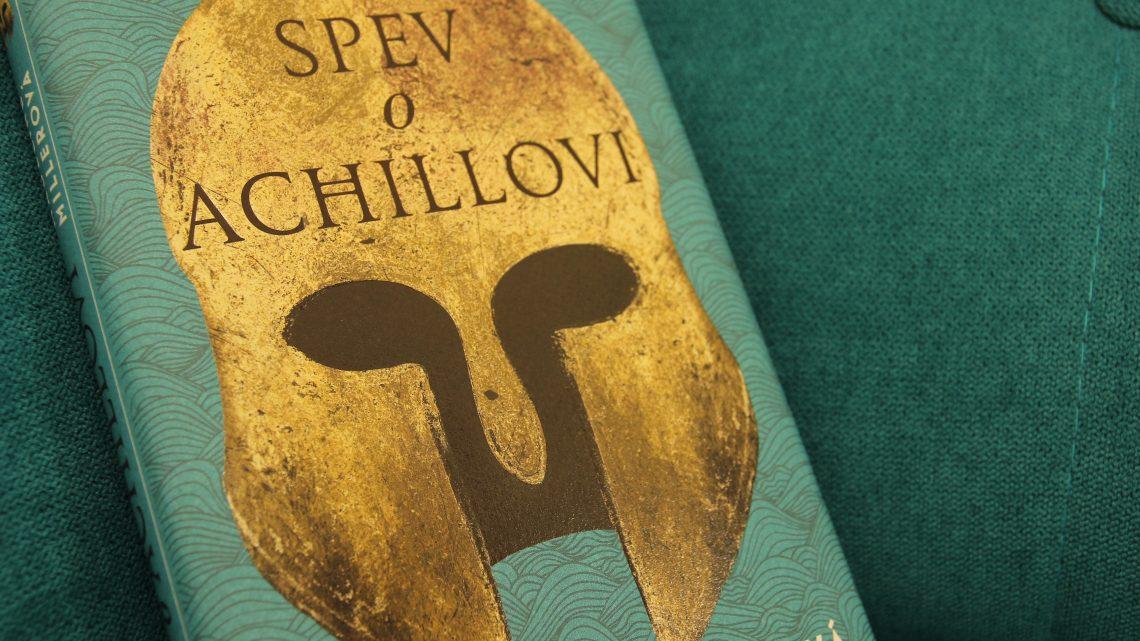 Spev o Achillovi recenzia: Tragický príbeh lásky dvoch ľudí uprostred trójskej vojny.