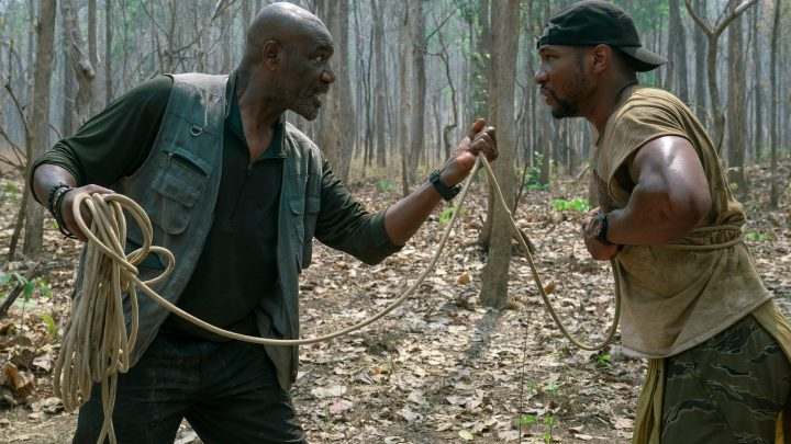 Da 5 Bloods recenzia: Návrat do Vietnamu je ako Forrestova bonboniéra