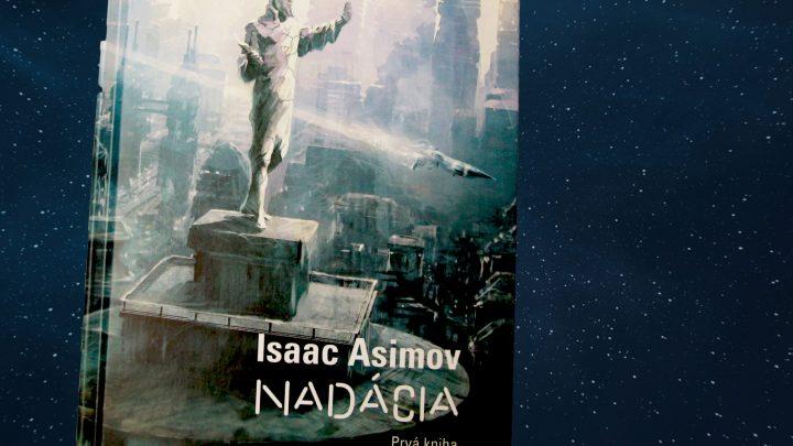 Nadácia recenzia: Inteligentná aj pútavá prvá kniha slávnej trilógie