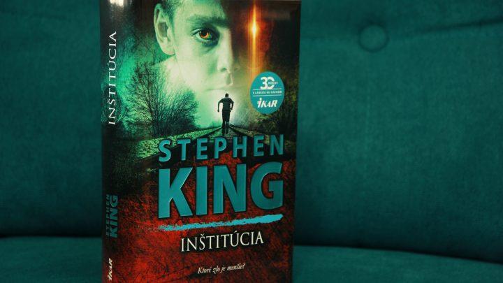 Inštitúcia recenzia: Stephen King v najlepšej forme