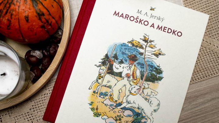 Maroško a Medko: Tradičná rozprávka pohladí po duši malých aj veľkých