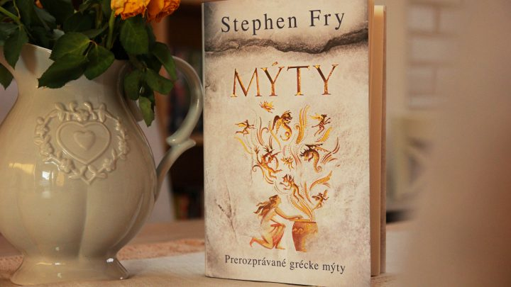 Mýty recenzia: Stephen Fry nám prerozpráva grécke mýty