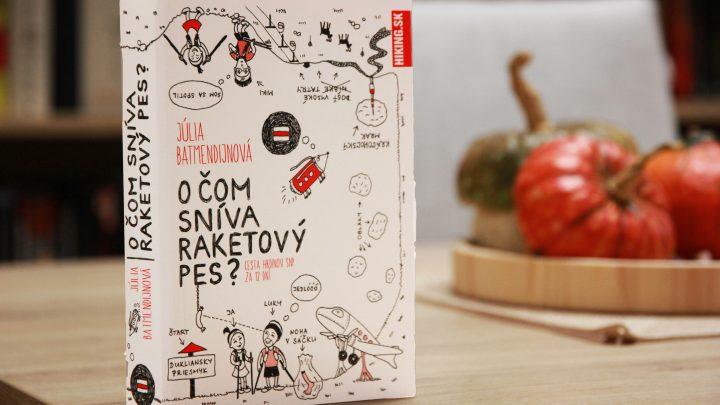 O čom sníva raketový pes recenzia: Odvážny aj motivačný beh naprieč Slovenskom