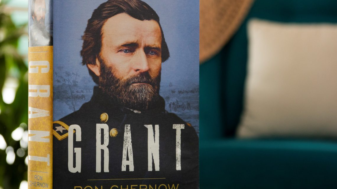Grant: Prečo by som mal čítať 1000-stranový životopis amerického generála?