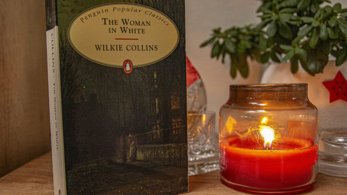 Žena v bielom: Senzačný román o hriechoch páchaných na ženách