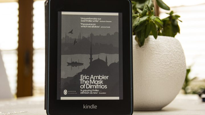 Maska Dimitriosa: Klasický špionážny román ostáva bez prekladu