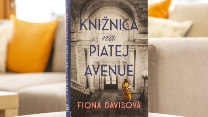 Knižnica na Piatej avenue recenzia