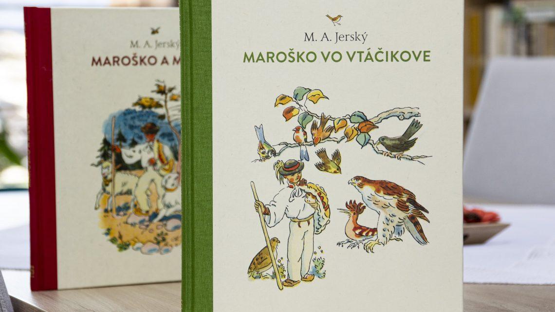 Maroško vo Vtáčikove recenzia: Krásna detská kniha nás zavedie do vtáčej ríše